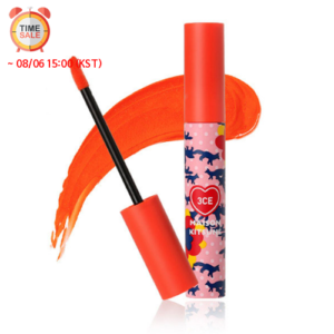 [3CE] Time Deal Maison Kitsune Velvet Lip Tint (Stay cation)
