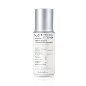 [Belif] The White Decoction-Ultimate Brightening Essence 50ml