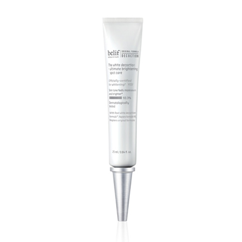 [Belif] The White Decoction-Ultimate Brightening Spot Care 25ml