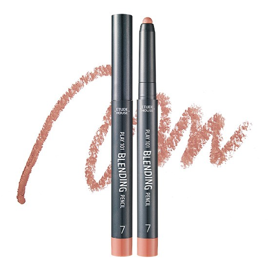 ETUDE HOUSE EYE LINER PLAY 101 BLENDING PENCIL #07 PK001