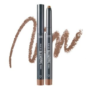 ETUDE HOUSE EYE SHADOW PLAY 101 BLENDING PENCIL #09 BR404