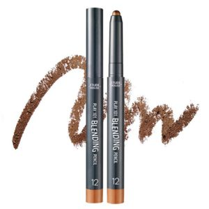 ETUDE HOUSE EYE SHADOW PLAY 101 BLENDING PENCIL #12 BR405