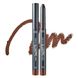 ETUDE HOUSE EYE SHADOW PLAY 101 BLENDING PENCIL #14 BR406