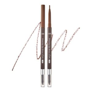 ETUDE HOUSE EYEBROWS DRAWING SLIM EYEBROW 1.5MM_SLIM #5 RED BROWN