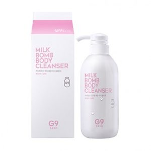 [G9SKIN] Milk Bomb Body Cleanser 500ml