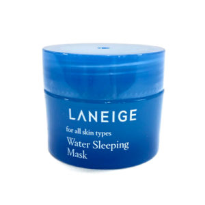 [Laneige] Water Sleeping Mask sample 15ml (For All Skin Type, Overnight Skin Care For Hydrated&Bright Skin)