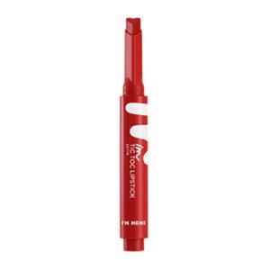 [MEMEBOX] I'M MEME I'm Tic Toc Lipstick Satin #001 (Red Ribbon)