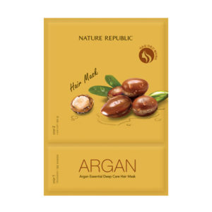 [Nature Republic] Argan Essential Deep Care Hair Mask
