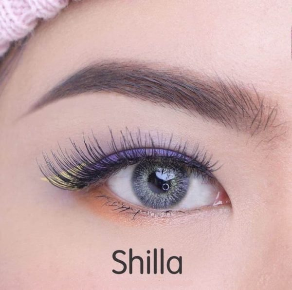 CONTACT LENS DUEBA SHILLA GREY COLOR LENS