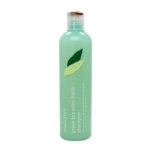 [innisfree] Green tea mint fresh shampoo 300ml