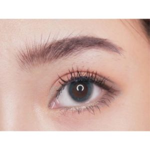Contact Lens Vassen Mini Clean Blue Color Lens