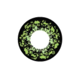 GEO PANSY GREEN WT-C63 GREEN COLOR LENS