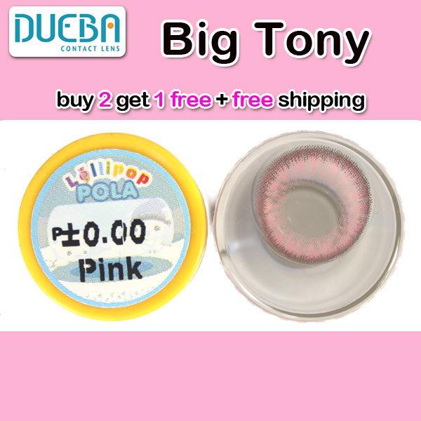 DUEBA BIG TONY PINK COLOR LENS