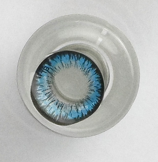 DUEBA CATSWING BLUE COLOR LENS