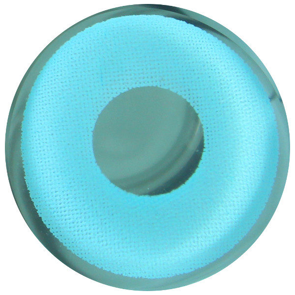 DUEBA COSPLAY LENS NEON BLUE HALLOWEEN COLOR LENS