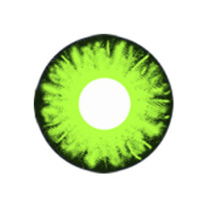 DUEBA COSPLAY LENS HULK GREEN EYES HALLOWEEN COLOR LENS