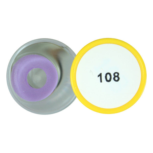 DUEBA COSPLAY LENS SOLID VIOLET HALLOWEEN COLOR LENS