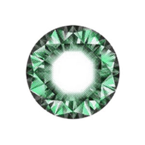 DUEBA DIAMOND GREEN COLOR LENS