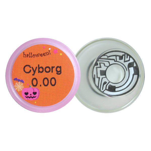 DUEBA FANCY CYBORG HALLOWEEN COLOR LENS