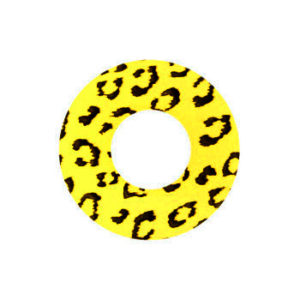 DUEBA FANCY YELLOW LEOPARD HALLOWEEN COLOR LENS