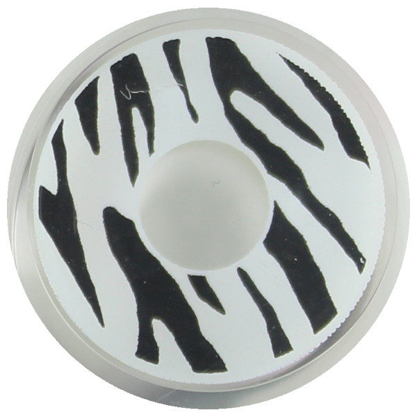 DUEBA FANCY ZEBRA HALLOWEEN COLOR LENS
