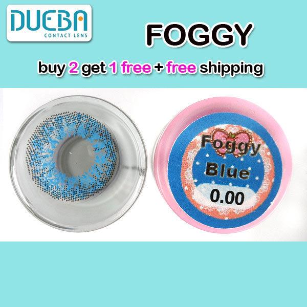 DUEBA FOGGY BLUE COLOR LENS