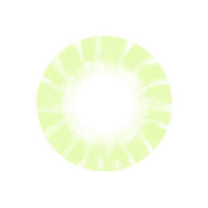 DUEBA HIDROCOR GREEN COLOR LENS