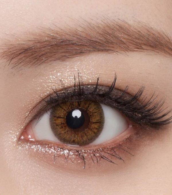 DUEBA ITCHY BROWN COLOR LENS