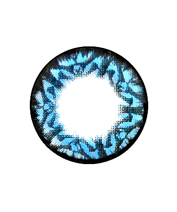 DUEBA STARLIGHT BLUE COLOR LENS