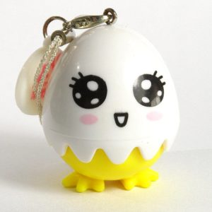 COLOR LENS CASE BIG EYES EGG DUAL CASE MOBILE PHONE ORNAMENT