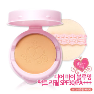 Etude Dear My Blooming Pact SPF 30PA+ #W13 Refil