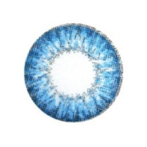 GEO LUNA SEA BLUE CM-722 BLUE COLOR LENS