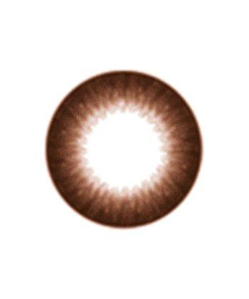 GEO MAGIC COLOR BROWN JBN-103 BROWN COLOR LENS