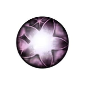 GEO FAIRY OF WATER PURPLE WH-A51 PURPLE COLOR LENS