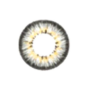 GEO PUFFY 3 TONE GREY TT-305 GREY COLOR LENS