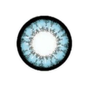 GEO SUPER ANGEL BLUE XCM-212 BLUE COLOR LENS