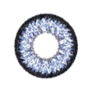 GEO SUPER NUDY BLUE XCH-622 BLUE COLOR LENS