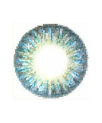 GEO TRI COLOR BLUE CM-904 BLUE COLOR LENS