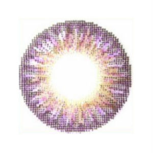 GEO TRI COLOR PURPLE CM-905 PURPLE COLOR LENS