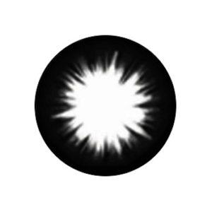 GEO ULTRA BLACK CK-105 BLACK COLOR LENS