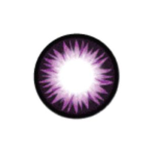 GEO XTRA BELLA PURPLE WBS-201 PURPLE COLOR LENS