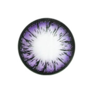 GEO CAMEMBERT PURPLE WT-C41 PURPLE COLOR LENS