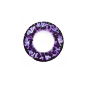 GEO DIAMOND PURPLE WT-B31 PURPLE COLOR LENS