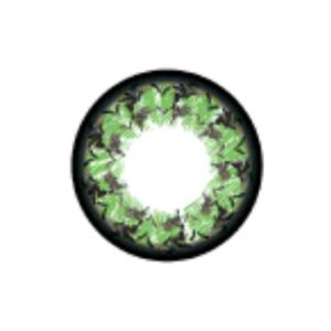 GEO MORNING GLORY GREEN WFL-A33 GREEN COLOR LENS