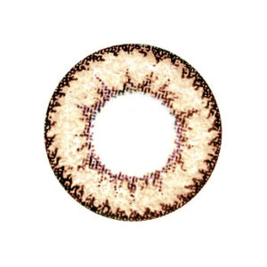 GEO XTRA NUDY WCH-624 BROWN COLOR LENS
