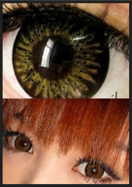 GEO PUFFY MELON BROWN WT-B24 BROWN COLOR LENS