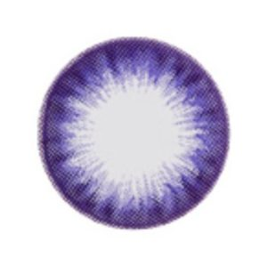 GEO PRINCESS PURPLE WAN-A81 PURPLE COLOR LENS