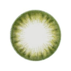 GEO PRINCESS GREEN WAN-A83 GREEN COLOR LENS