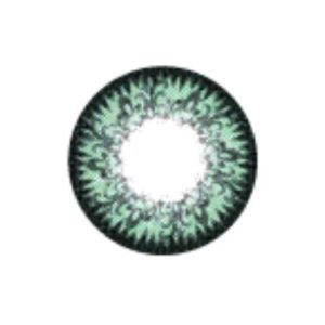 GEO CARNATION GREEN WFL-A43 GREEN COLOR LENS