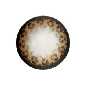 GEOLICA LEOPARD BROWN WFL-G24 BROWN COLOR LENS